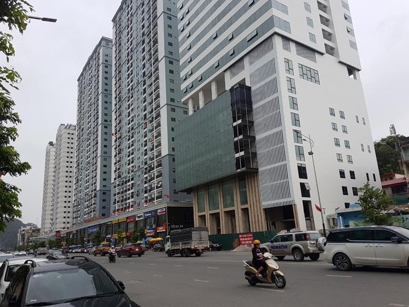 Quảng Ninh: Tòa nhà vượt tầng, bộc lộ sự bất cập trong điều chỉnh quy hoạch