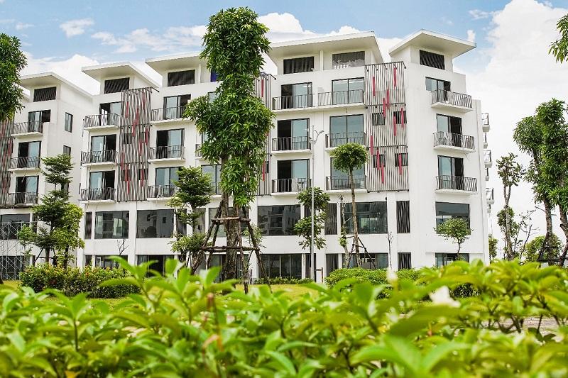 """""""Mục sở thị"""" không gian xanh tại Khai Sơn Town"""