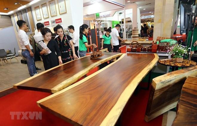 Hanoi hosts 2nd Vietbuild International Exhibition in 2019