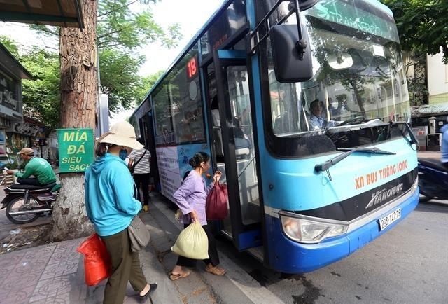 Heat inversion worsens air pollution in Hanoi: report