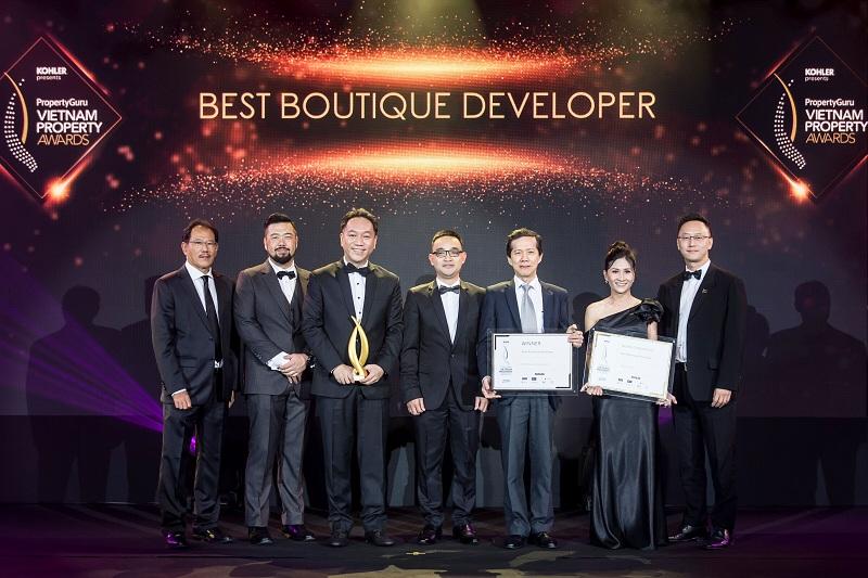 Điều gì khiến Gotec Land được vinh danh tại Vietnam Property Awards 2019?