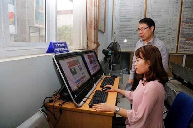 Vinh Phuc takes measures to build e-government
