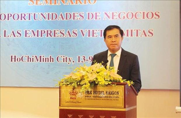 Vietnam, Cuba promote trade, investment cooperation