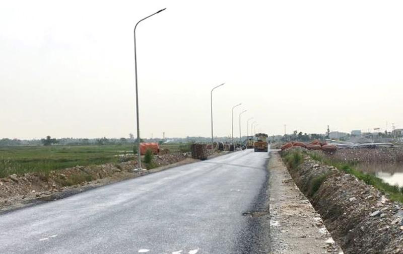 Hoằng Hóa (Thanh Hóa): Dự án Khu dân cư Phú - Quý đã có nhà đầu tư