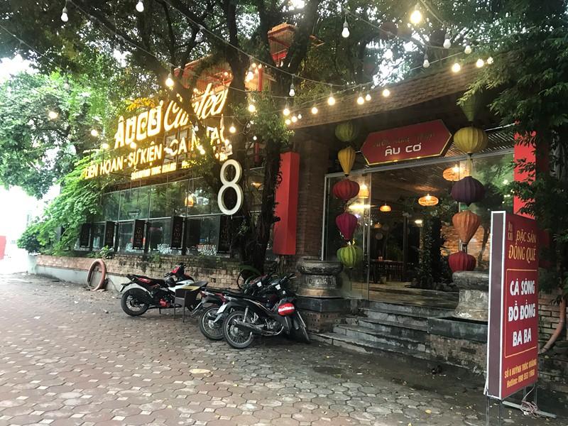 """Có hay không việc """"xẻ thịt"""" đất vàng làm nhà hàng, quán café tại Nhà hát ca múa nhạc Việt Nam?"""