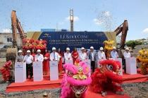 Long An: Thắng Lợi Group khởi công cụm khu trung tâm nhà ở thương mại Tân Trụ