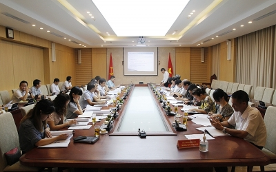 Planning general construction of Le Thanh international border-gate economic zone until 2045