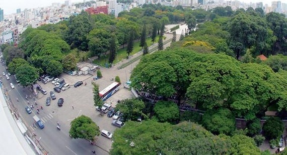 hcm city seeks to build more parks expand greenery