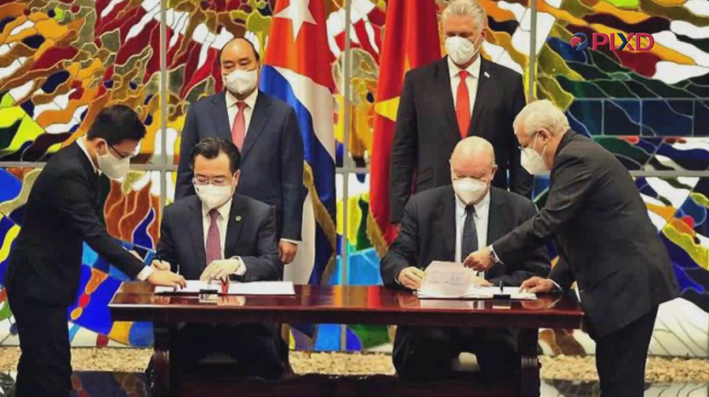 Comprehensive cooperation promotion between Vietnam and Cuba