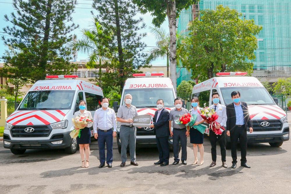 Tập đoàn Hưng Thịnh tiếp thêm nguồn lực giúp các tỉnh, thành chống dịch Covid-19
