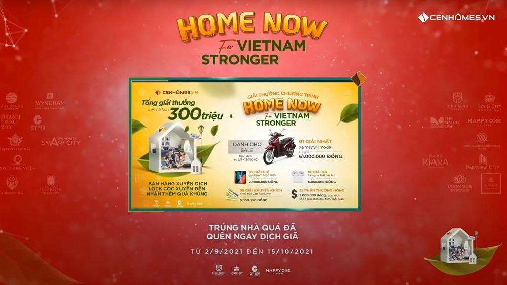 home now for vietnam stronger va 3 dieu khong the bo lo danh cho moi gioi bat dong san