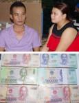 Cặp tình nhân cưỡng đoạt 250 triệu đồng của ông chủ xây dựng