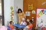 Hiệu trưởng Trường Mầm non Thanh Minh (TP Vĩnh Yên) Trần Thị Hiền - Tấm gương điển hình trong việc học tập và làm theo lời Bác