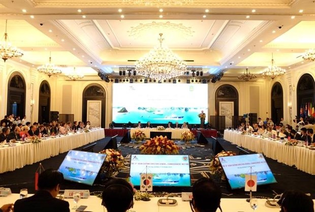 ASEM customs agencies adopt action plan