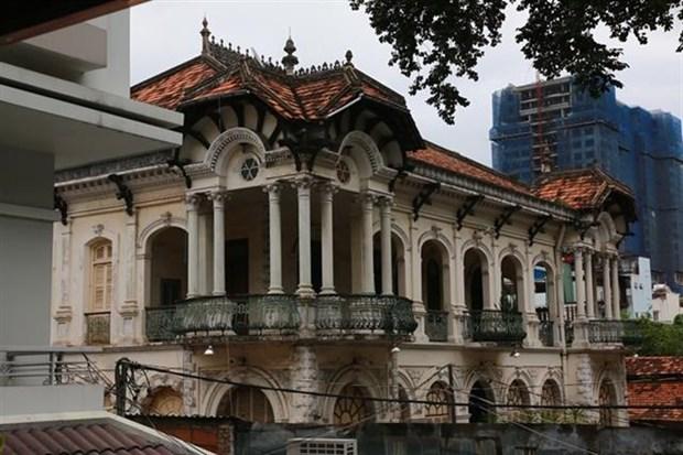 HCM City to preserve 16 old villas
