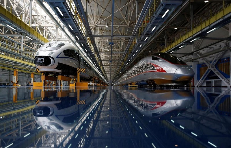 Thailand to build high-speed rail linking three airports