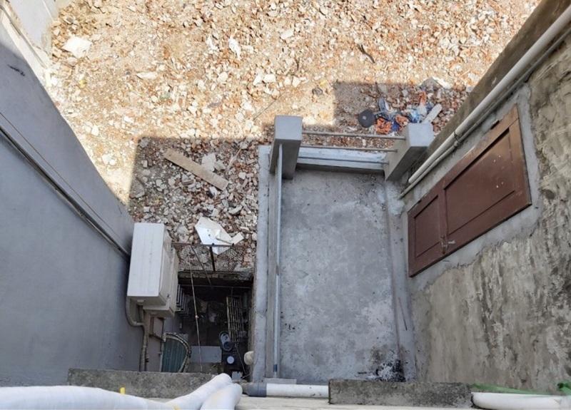 Hà Nội: Cần xử lý dứt điểm công trình vi phạm trật tự xây dựng tại số 196 Nguyễn Trãi