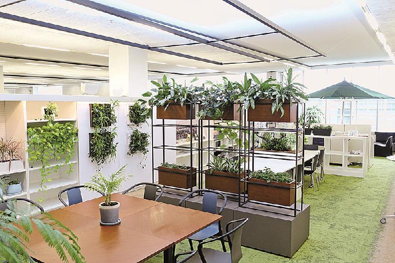 Japan's Kajima develops technology to realize workplace wellness