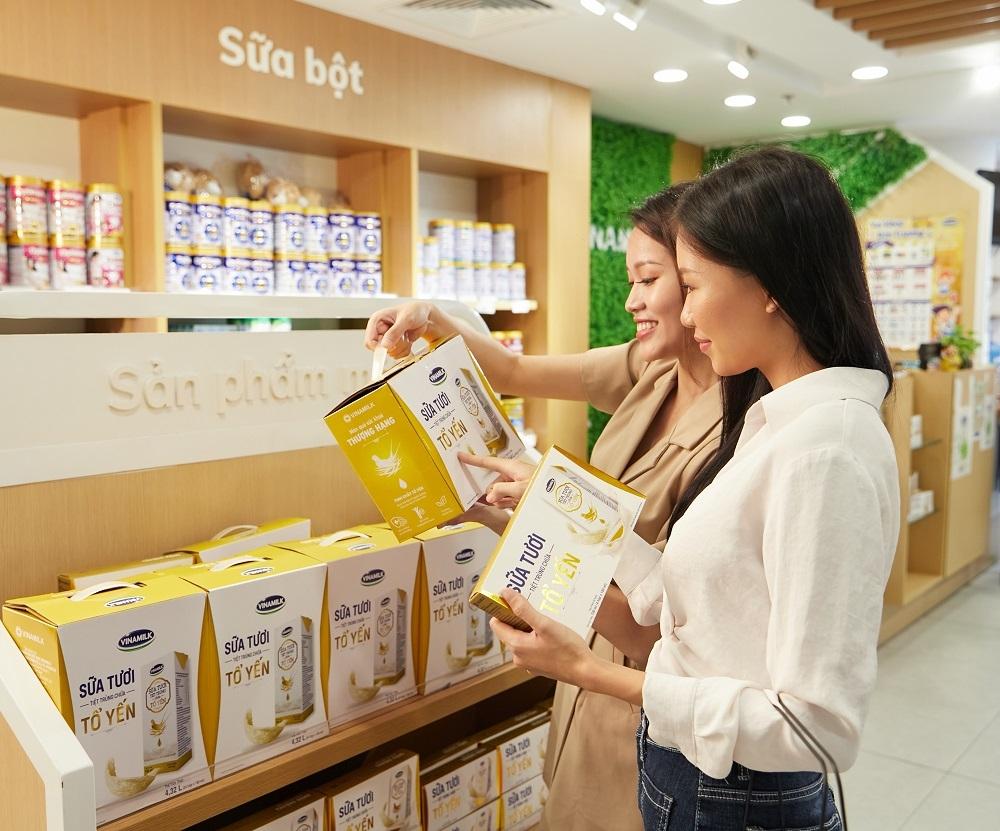 Vinamilk dẫn đầu bảng xếp hạng Top 10 thương hiệu mạnh nhất của Việt Nam