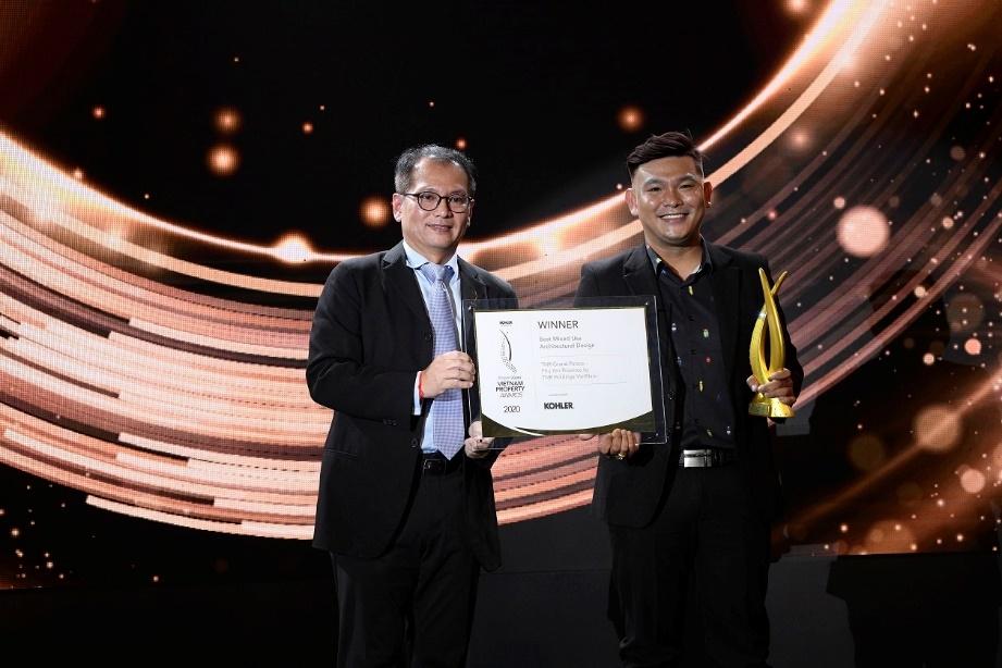 TNR Holdings Vietnam xuất sắc chiến thắng 02 giải thưởng PropertyGuru Vietnam Property Awards 2020