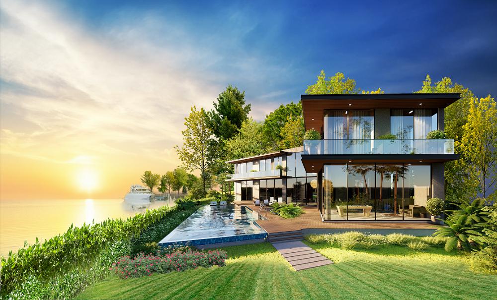 Thỏa mãn bộ đôi giá trị an cư và đầu tư: Đảo Phượng Hoàng Aqua City giữ nhiệt mùa dịch