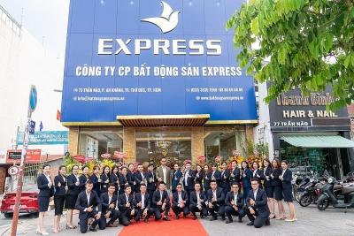 Công ty Bất động sản Express là đại lý phân phối F1 dự án Vinhomes Grand Park