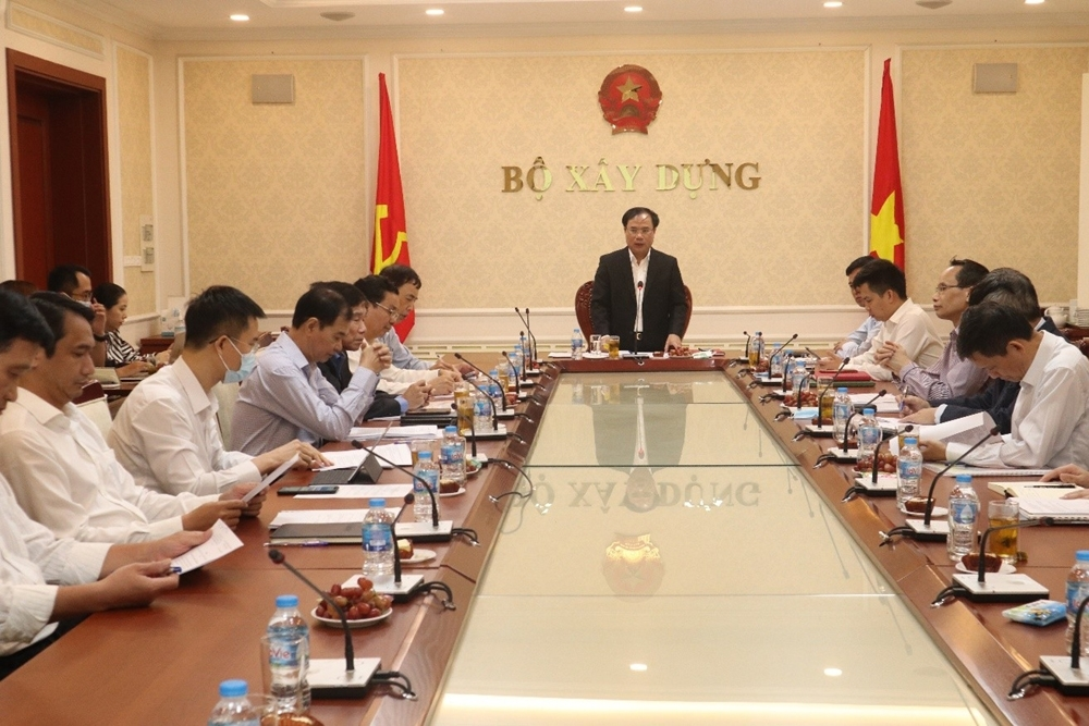ministry of construction gathers comments on draft of housing strategy for 2021 2030 period with vision to 2040