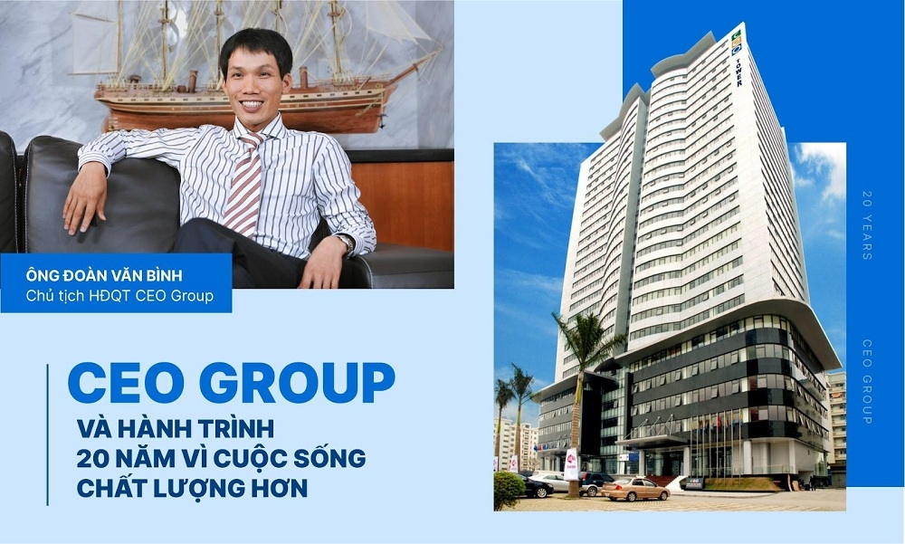 ceo group hanh trinh 20 nam vi cuoc song chat luong hon