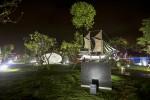 Vườn tượng của 21 nền kinh tế thành viên APEC ở Đà Nẵng