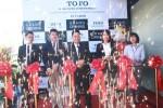 TOTO Kidoasa tưng bừng khai trương Trung tâm Công nghệ và Dịch vụ khách hàng
