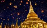 Toà tháp xa xỉ nhất thế giới làm từ vàng và kim cương