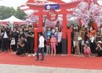 Choáng ngợp ngày hội văn hóa Nhật Bản lần đầu xuất hiện tại Phúc Yên