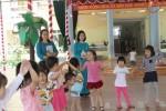 Vĩnh Yên: Trường Mầm non Hoa Hồng tích cực thi đua chào mừng ngày Nhà giáo Việt Nam