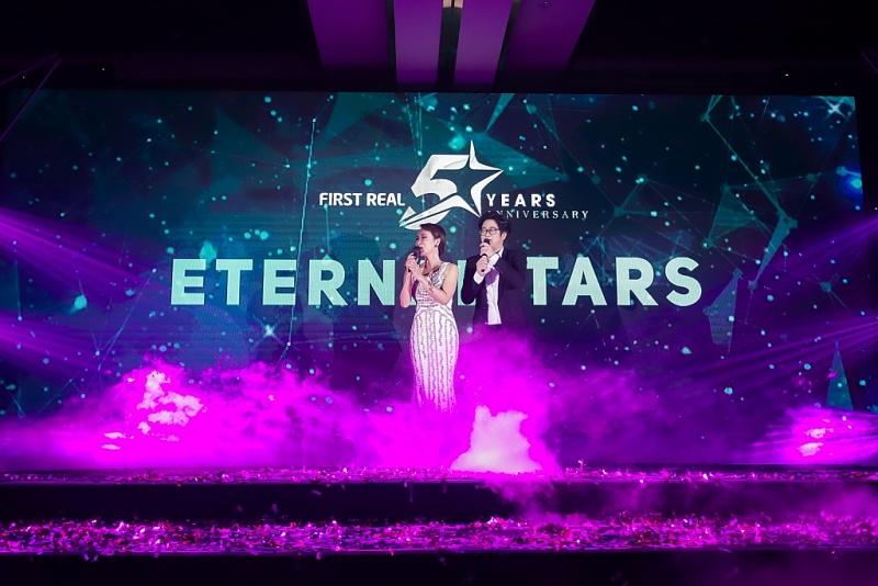 first real eternal stars dau an 5 nam thanh lap
