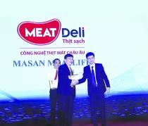 meatdeli lot top 10 thuong hieu san pham duoc tin dung nhat viet nam nam 2019