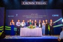 crown villas khu do thi dang cap bac nhat thai nguyen chinh thuc ba n giao can ho va ra ma t bie t thu sieu vip