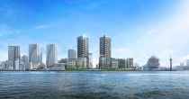 2020 Tokyo Olympic village condos for sale
