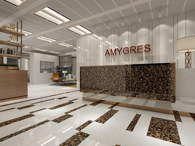 AMYGRES - Khẳng định thương hiệu trên thị trường gạch ốp lát Việt Nam