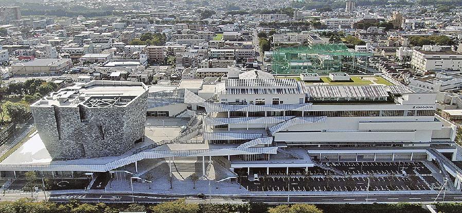 New complex showcasing Japanese Pop Culture opens in Saitama prefecture