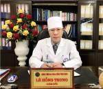Vĩnh Phúc: Thạc sỹ, Bác sỹ Lê Hồng Trung - Gương sáng Ngành Y