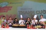 Chin-Su đồng hành cùng Lễ hội Ẩm thực và Giải trí Quốc tế 2017