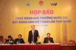 VNREA phát động Giải thưởng quốc gia Bất động sản Việt Nam
