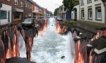 Những con phố khiến du khách vừa đi vừa toát mồ hôi