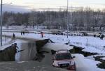 Tan hoang sau động đất 7,0 độ richter ở Alaska