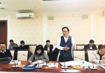 Appraisal meeting of Van Giang Urban Planning
