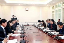 Deputy Minister Le Quang Hung receives Japanese International Friendship Exchange Council