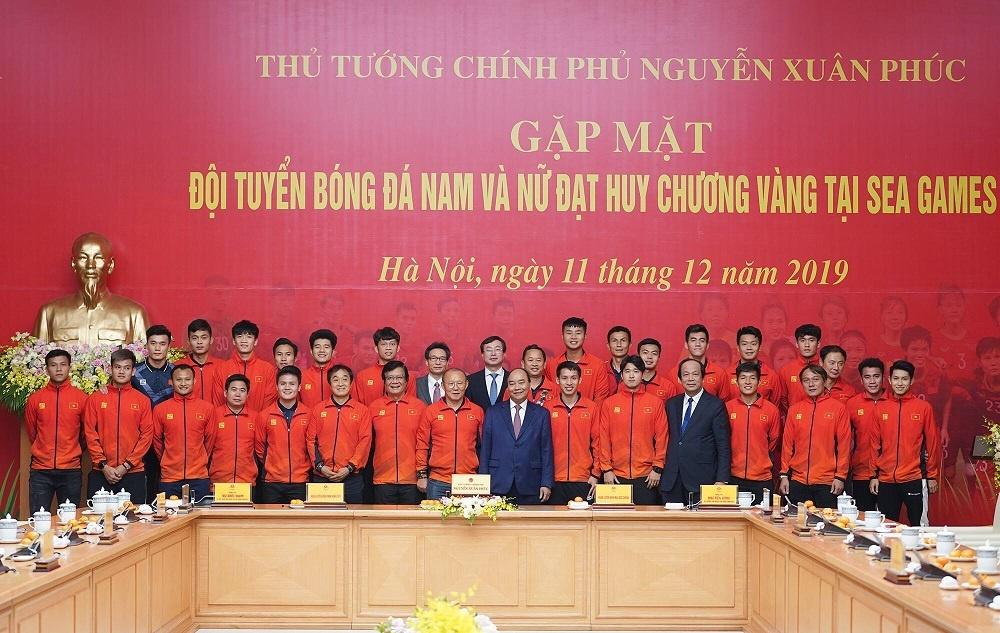 thu tuong cam on cac ong bau bong da