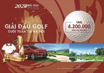 chuan bi khoi tranh brg golf ha noi festival 2020