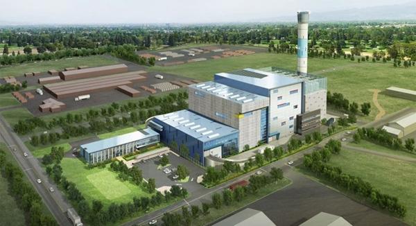 Nhà máy điện rác AMACCAO biến rác thải thành tài nguyên quý