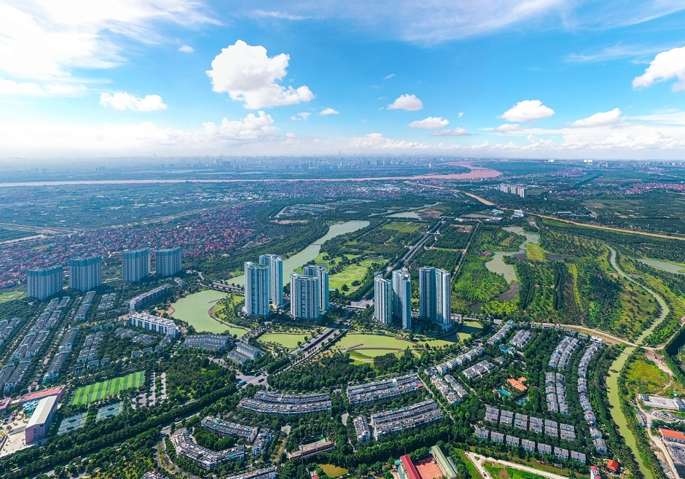 ecopark duoc vinh danh best of the best tai asia property awards 2020
